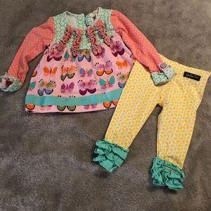 Matilda Jane Set Size 6-12 months